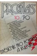 Proglas 10/90. Měsíčník pro politiku a kulturu - ... autoři různí/ bez autora