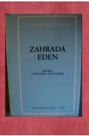 Zahrada Eden. Biblická odpověď na otázku po člověku - HOCHMANN Františekj