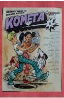 Kometa 6/89. Obrazové seriály pro chlapce a děvčata - ...autoři různí/ bez autora