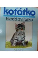 Koťátko hledá zvířátka - LOCKEROVÁ Jiřina a kol.