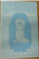 Santal. Časopis pro zájemce o jógu, filozofii, zdravý způsob života a přirozené léčebné prostředky  2/1992 - …autoři různí/ bez autora