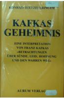 Kafkas Geheimnis - DIETZFELBINGER Konrad