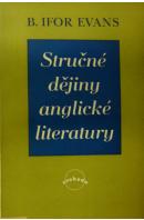 Stručné dějiny anglické literatury - EVANS Ifor B.