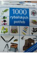 1000 rybářských potřeb - STILKE Henning