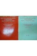 Encyklopedie jazzu a moderní populární hudby A - K, L - Ž - MATZNER Antonín a kol.