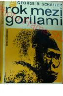 Rok mezi gorilami - SCHALLER George B.