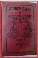 Junior Folks at Mission Study - India - BERKEBILE Nora E.