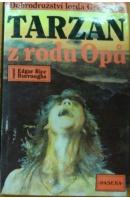 Tarzan z rodu Opů - BURROUGHS Edgar Rice