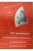 Time management. Manažerské řízení a využívání času - CVRKOVSKÁ M./ VÁCHA S.