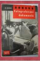 Fotografování dokumentů - BENEŠ Oldřich
