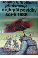 Nejlepší povídky sci-fi 1988 - WOLLHEIM Donald A. sest.